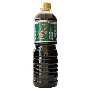 【美味安心】国産丸大豆醤油500ml